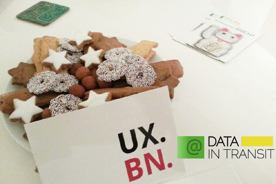 UXBN@Data in Transit
