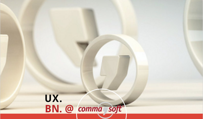 UXBN@comma soft