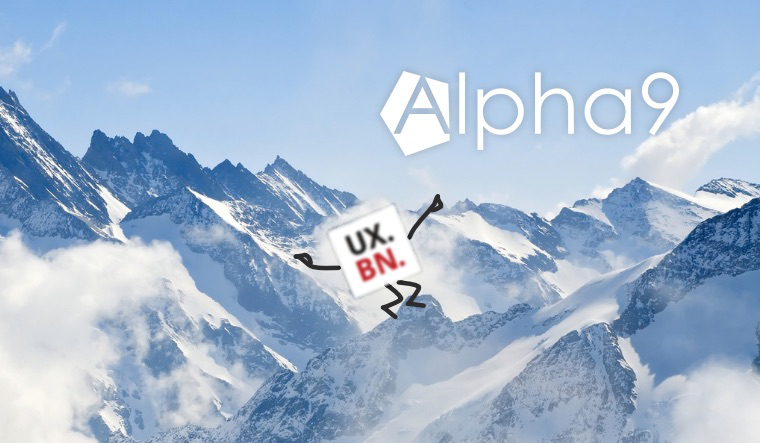 UXBN@Alpha9